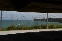 Photo of Bayeux Normandy Beaches Half-Day Trip from Bayeux pointe du hoc
