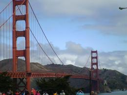 Golden Gate Bridge , Mak - July 2012