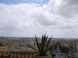 View of Rome, Laura All Over - August 2014