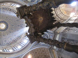 Photo of Rome Skip the Line: Vatican Museums, Sistine Chapel and St Peter's Basilica Half-Day Walking Tour St. Peter's Basilica