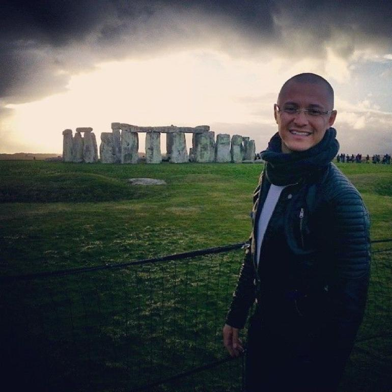 Stonehenge - London