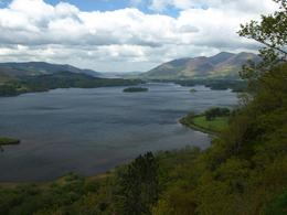 Once of the places we visited up past Ashness Bridge giving a stunning view over Derwent Water. , Barnaby C - June 2013