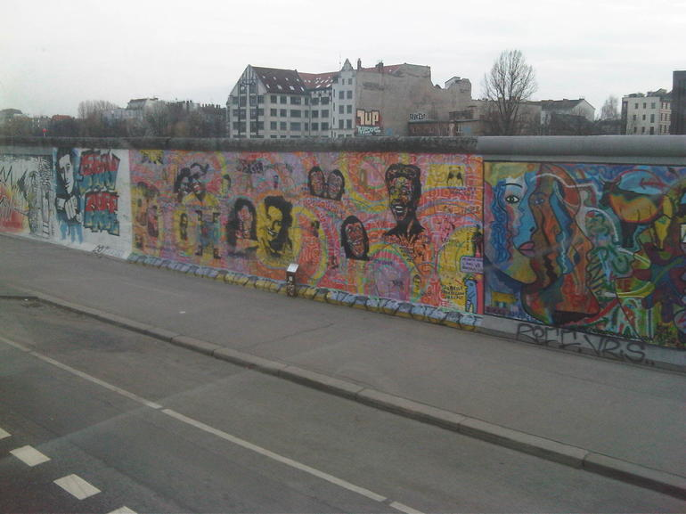 The Berlin Wall - Berlin