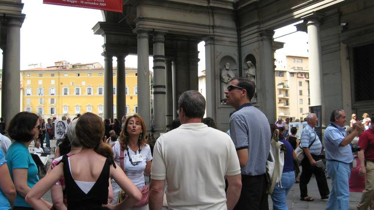 The Walking Tour of Florence - Florence