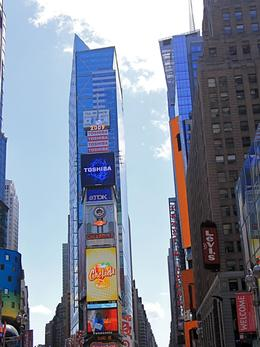 Photo de New York Tour de New York City à arrêts multiples Times Square