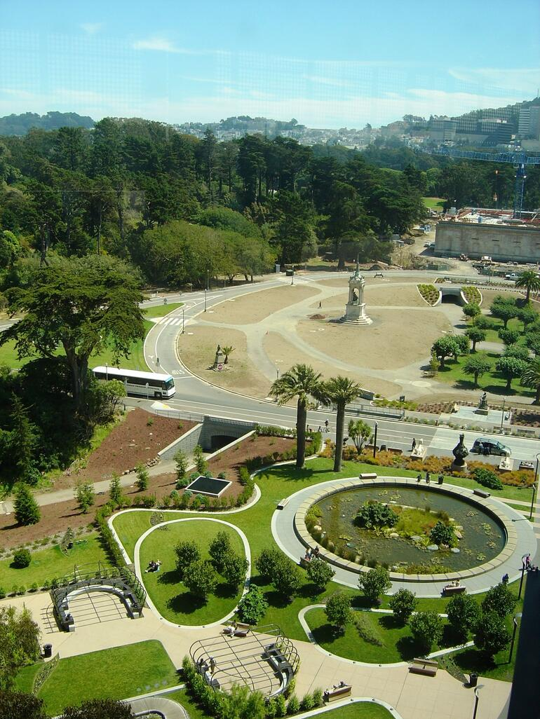 View from de Young - San Francisco
