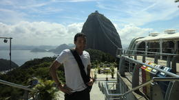 Photo of Rio de Janeiro Corcovado Mountain, Christ Redeemer and Sugar Loaf Mountain Day Tour 02-17-12 57