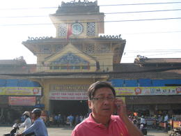 At Bin Tanh Market , Victor - January 2011