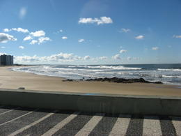 View of the beach in Punta del Este., Bandit - August 2012