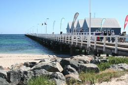 Photo of Perth Margaret River, Caves, Wine and Cape Leeuwin Lighthouse Tour from Perth Busselton Pier