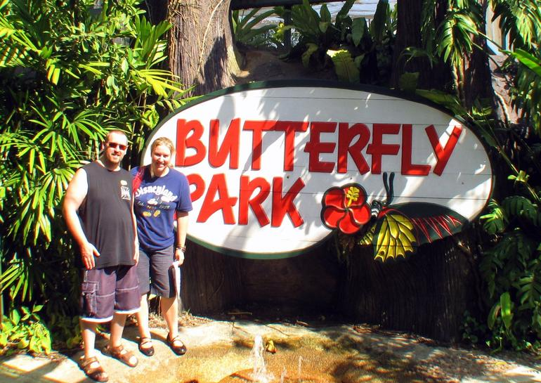 Butterfly Park - Singapore