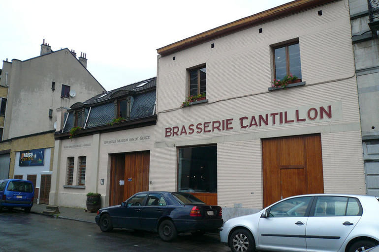 Cantillon Brewery/Gueuze Museum - Brussels