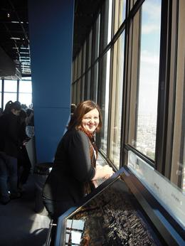 Photo of Paris Montparnasse Tower 56th Floor Observation Deck checking out the view