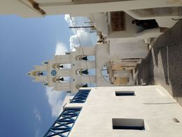 Most of the churches on Santorini are private and built by individual families for baptisms, weddings and the patron feast days. , Teresa D - May 2016