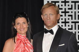 Daniel Craig , Emma C - April 2013