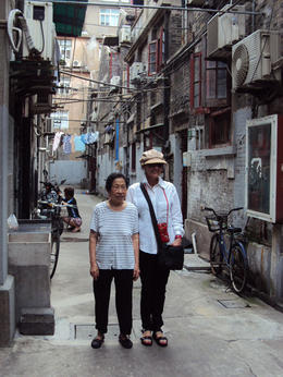 Photo of Shanghai Small-Group Shanghai Lanes and Alleyways Walking Tour DSC03561