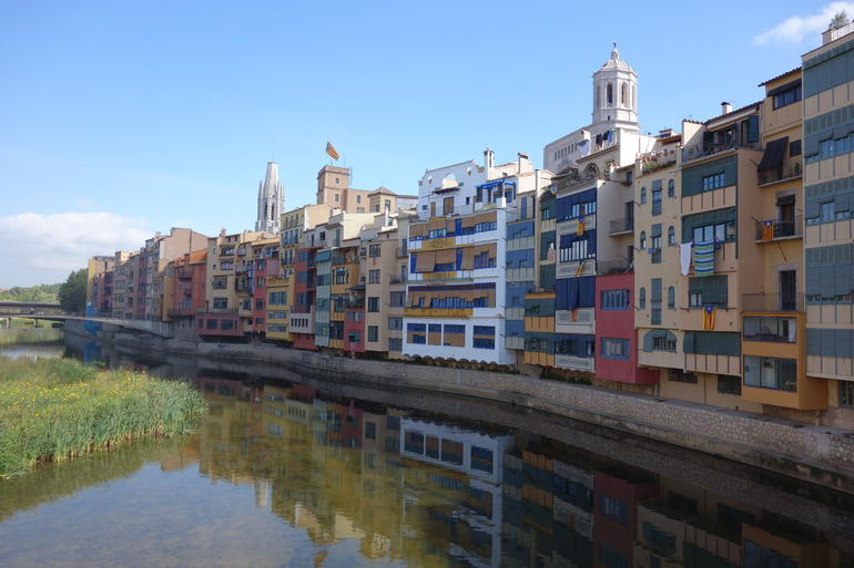 Girona by the River - Barcelona