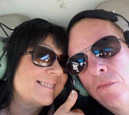 Photo of Las Vegas Grand Canyon All American Helicopter Tour Helicopter Selfie !