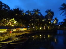 Photo of Oahu Polynesian Cultural Center: Twilight Package light out