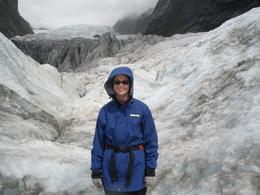 Photo of Franz Josef & Fox Glacier Small-Group Franz Josef Glacier Walk Me on the glacier