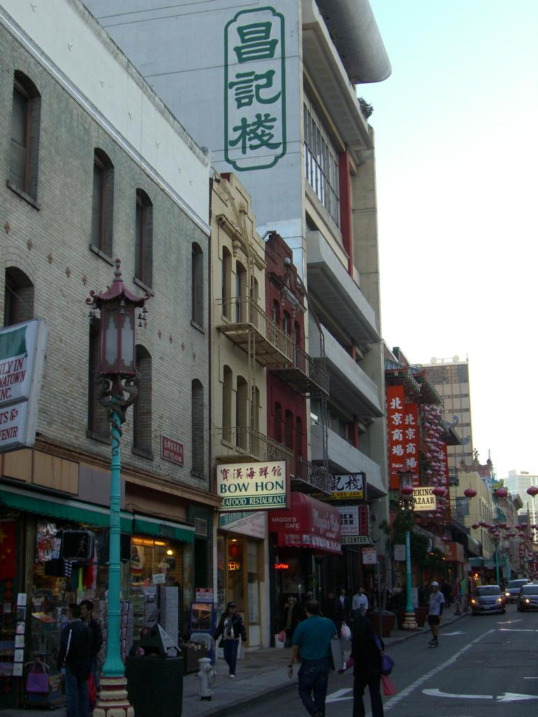 Plenty of places to eat and shop in San Francisco's Chinatown - San Francisco