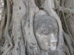 Photo of Bangkok Thailand's Ayutthaya Temples and River Cruise from Bangkok Resting Buddha