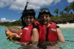Photo of St Maarten St Maarten Shore Excursion: Sand Dollar Half Day Snorkel Trip Snorkelers