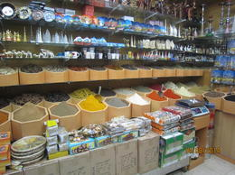 Photo of Dubai Private Tour: Dubai City Half-Day Sightseeing Tour Spice Souk