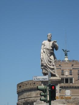 Photo of Rome Rome Angels and Demons Half-Day Tour St. Angelo's