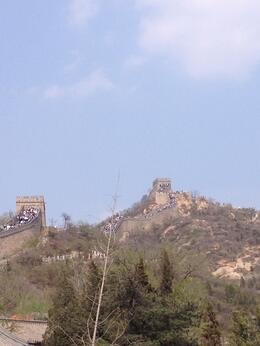 Photo of Beijing Private Tour: Great Wall of China Walking Tour and Helicopter Flight The Great Wall of China