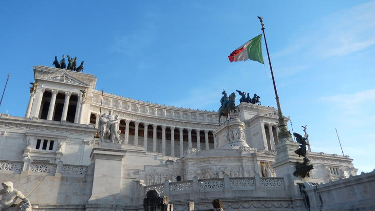 Tomb of the unknown - Rome