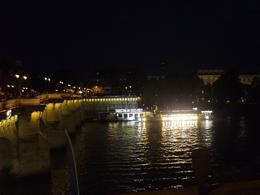 Photo of Paris Eiffel Tower, Seine River Cruise and Paris Illuminations Night Tour Tour at night