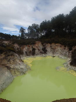 Photo of   Wai-O-Tapu Thermal Wonderland