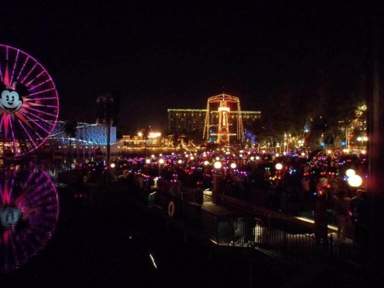 World of Color - Los Angeles