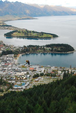 Photo of Queenstown The Ledge - Queenstown's Sky Swing AJHL105240163080a
