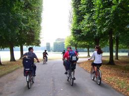 Photo of Paris Versailles by Bike Day Tour Almost at the picnic site