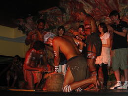 Photo of Cairns & the Tropical North Aboriginal Cultural Tjapukai by Night Tour including Buffet Dinner Another fire-making ceremony