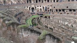 Photo of Rome Skip the Line: Ancient Rome and Colosseum Half-Day Walking Tour Arena