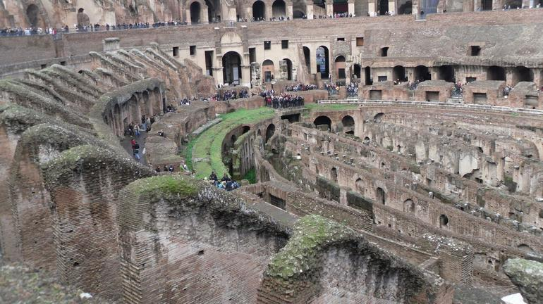 Skip the Line: Ancient Rome and Colosseum Half-Day Walking Tour photo 12