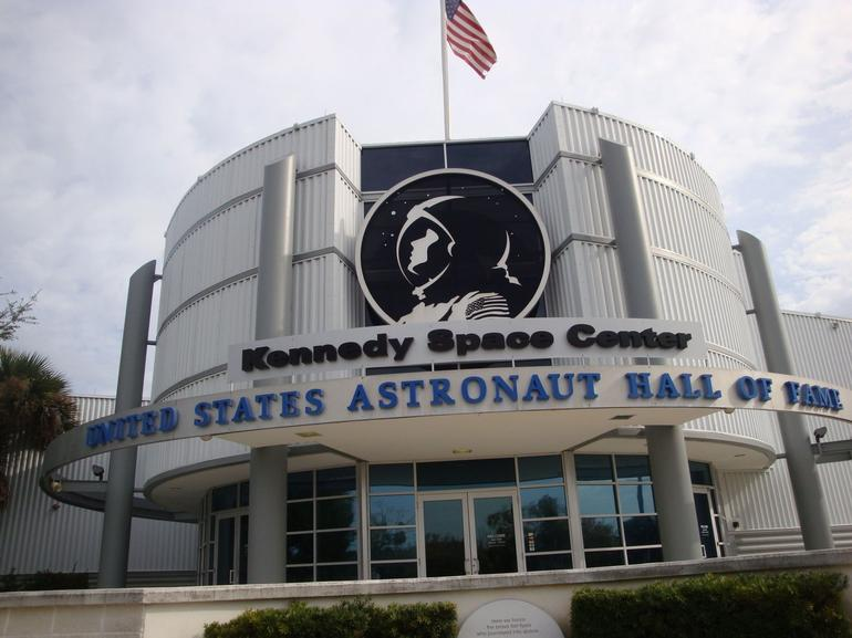 astronaut hall of fame - Orlando