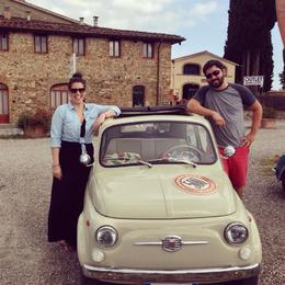 Photo of Florence Self-Drive Vintage Fiat 500 Tour from Florence: Tuscan Wine Experience Best day ever!!