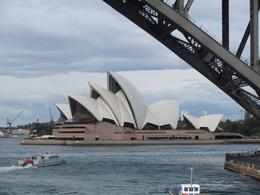 Photo of Sydney Sydney Harbour Top Deck Lunch Cruise Bridge & Opera House