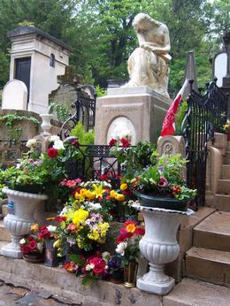 Photo of Paris Paris' Pere LaChaise Gravestone Walking Tour Chopin