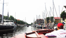 The canal tour was a great way to see residential neighborhoods on the water. , Richard M - June 2016