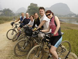 Photo of Guilin 7-Day Yangshuo Bike Adventure Including Longji Rice Terraces Hike and Li River Cruise DSC01994