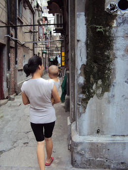 Photo of Shanghai Small-Group Shanghai Lanes and Alleyways Walking Tour DSC03570