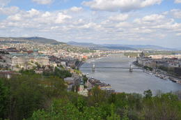 Photo of Budapest Budapest Sightseeing Tour with Parliament House Visit DSC_2189 view from citadel of Danube looking North