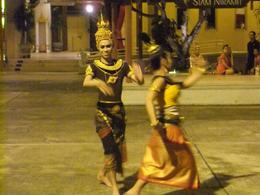 Siam Niramit performers, Fernando Camarate Santos - April 2013