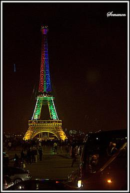Photo of Paris Paris Illuminations Night Tour Eiffel at night