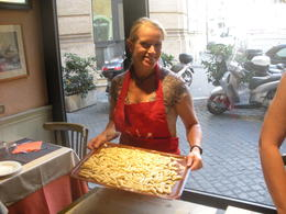 Photo of Rome Rome Walking Tour and Cooking Class First batch!